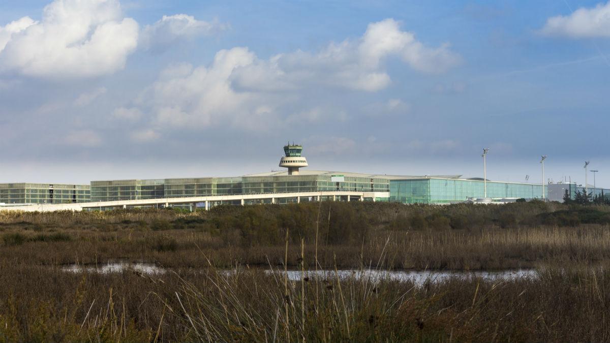 Inmediaciones del aeropuerto de Barcelona El-Prat (Foto:iStock)