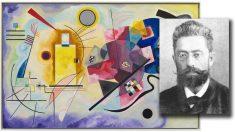 El pintor Vasili Kandinski no sólo nos dejó su obra como legado, también sus enseñanzas a través de estas citas tan recordadas