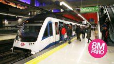 Consulta aquí los paros en los servicios públicos y de transporte por la huelga feminista.