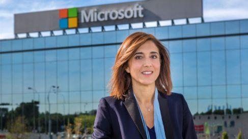 Pilar López, presidenta de Microsoft España (Foto: Microsoft).