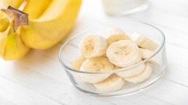 muffins de platano y nueces
