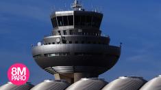 Los controladores aéreos denuncian que Fomento «vuelve a vulnerar su derecho a huelga» (Foto:iStock)