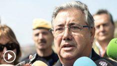 El ministro de Interior, Juan Ignacio Zoido. (Foto: EFE)