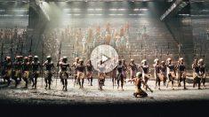 'Aida' de Giuseppe Verdi en el Teatro Real. (Foto: EFE)