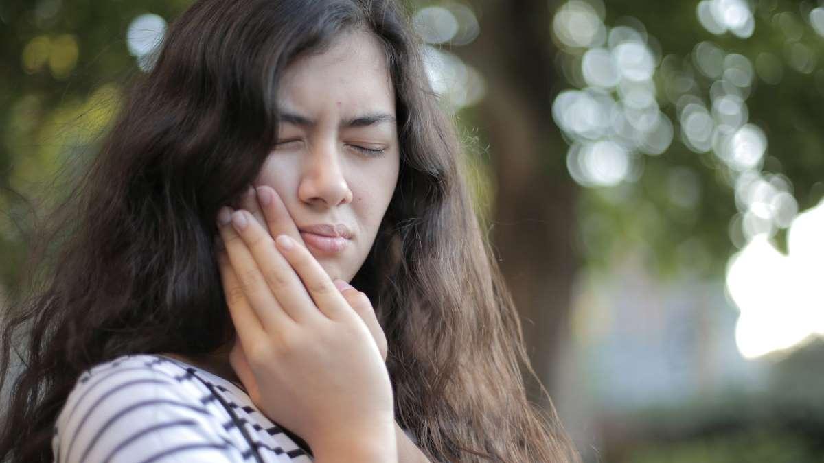 Un dolor de muelas puede ser un verdadero calvario