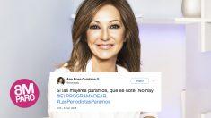 Ana Rosa Quintana. (Foto: Mediaset)