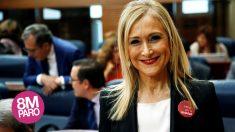 Cristina Cifuentes, presidenta de la Comunidad de Madrid. (Foto: EFE)