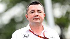 Eric Boullier ha considerado que la principal diferencia del McLaren de este año con el de las pasadas temporadas al lado de Honda es que en esta ocasión sí que van a poder competir con el resto de equipos desde el principio. (Getty)