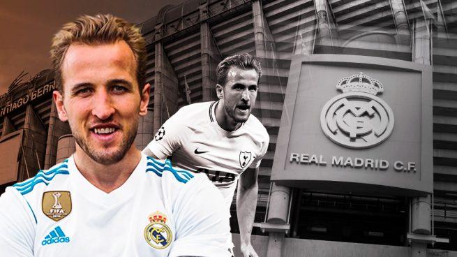 Kane, a las puertas del Bernabéu