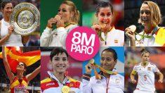 Las deportistas españolas que han derribado barreras.