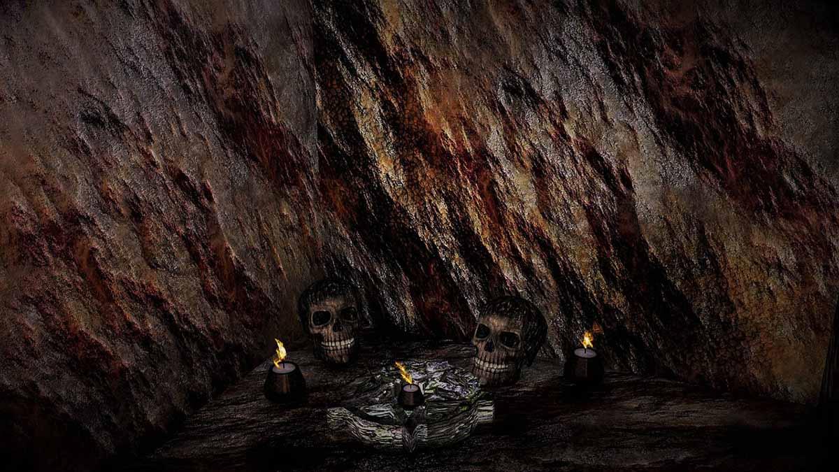 Refugio durante la II Guerra Mundial, las cuevas de Sablinskaya esconden una truculenta historia que se cuenta en el libro Las cuevas y sus misterios