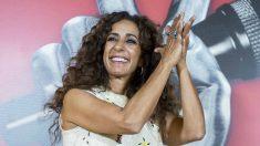 Rosario Flores se emociona en 'Volverte a ver'