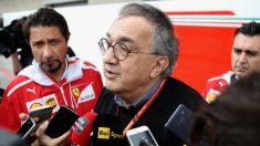 Sergio Marchionne ha vuelto a amenazar con una posible marcha de Ferrari de la Fórmula 1 si Liberty Media no reconsidera sus planes de futuro para la clase reina del automovilismo. (Getty)