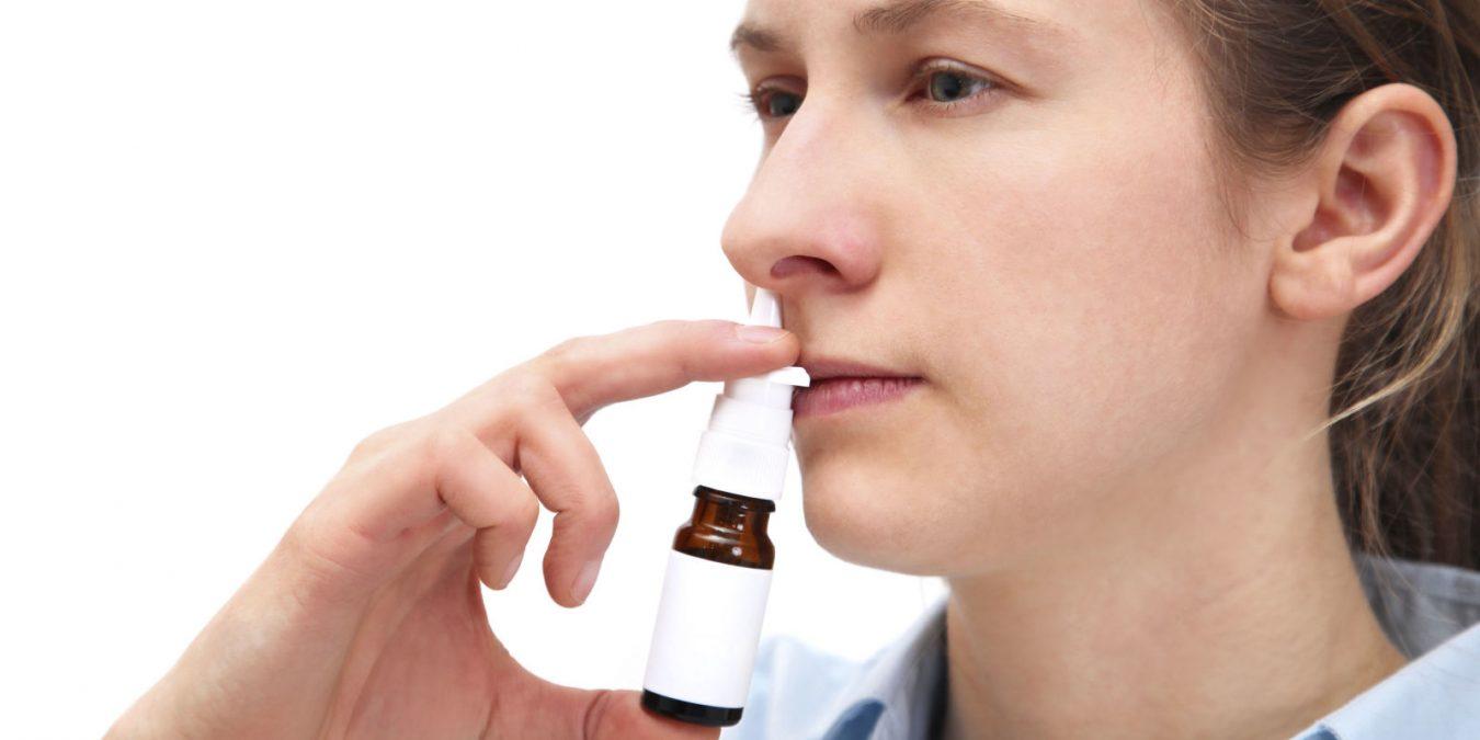 El pulverizador contiene un fármaco que se utiliza para la sobredosis de opiáceos.