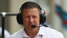 Zak Brown sigue pensando en revolucionar McLaren.