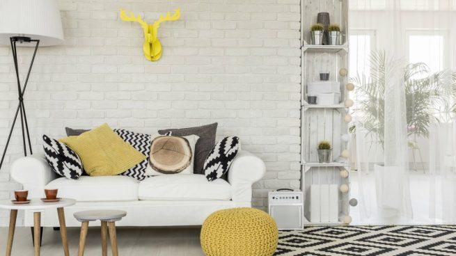 C mo transformar tu casa con una decoraci n low cost - Chimeneas de peles ...