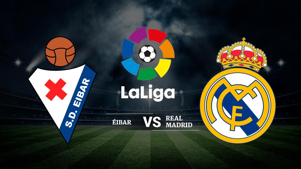 Eibar – Real Madrid.