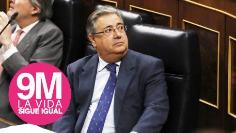 El ministro del Interior, Juan Ignacio Zoido. (EFE)