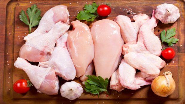 Receta de Pollo con castañas