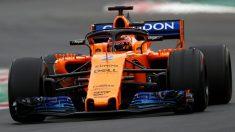 Stoffel Vandoorne ha confirmado que McLaren llegará con una gran evolución a Australia con la que esperan ganar el tiempo que les falta para situarse entre los monoplazas de cabeza. (Getty)