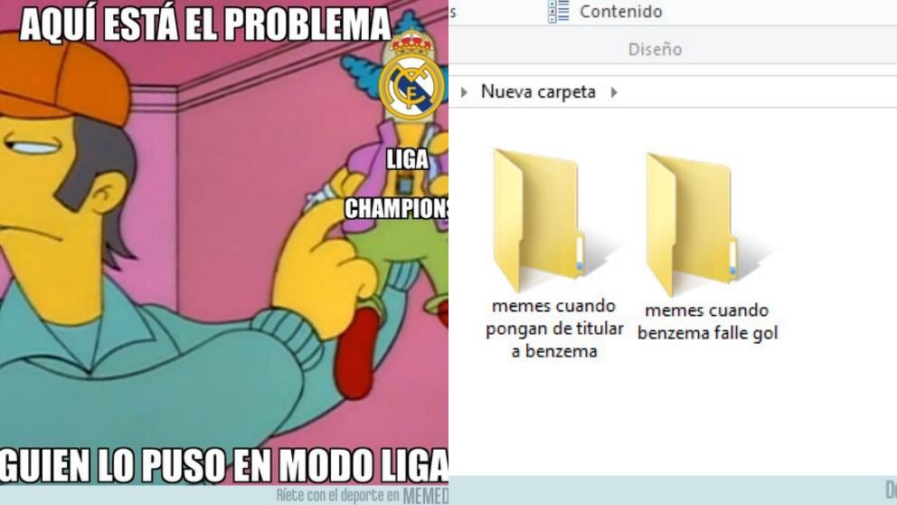 Los mejores memes del Eibar – Real Madrid.