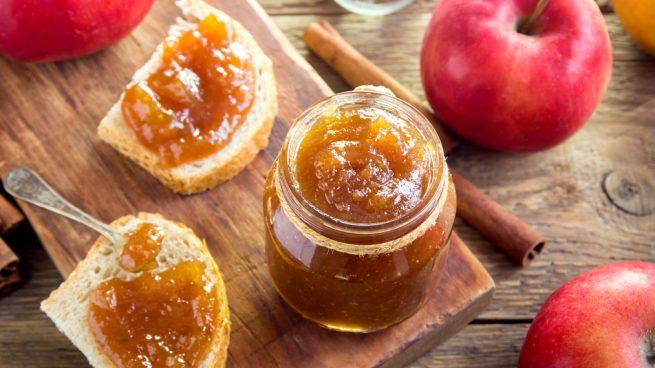mermelada de manzana sin azucar receta