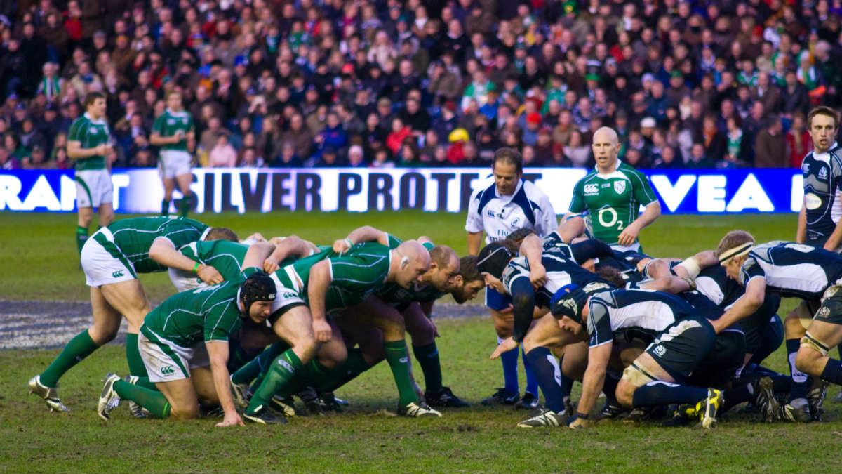 El Seis Naciones de rugby es una de las competiciones deportivas anuales más atractivas.