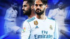Isco Alarcón ha dejado de ser titular indiscutible en el Real Madrid.