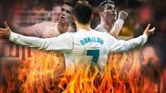 Cristiano Ronaldo quiere ser el máximo goleador de la Liga.