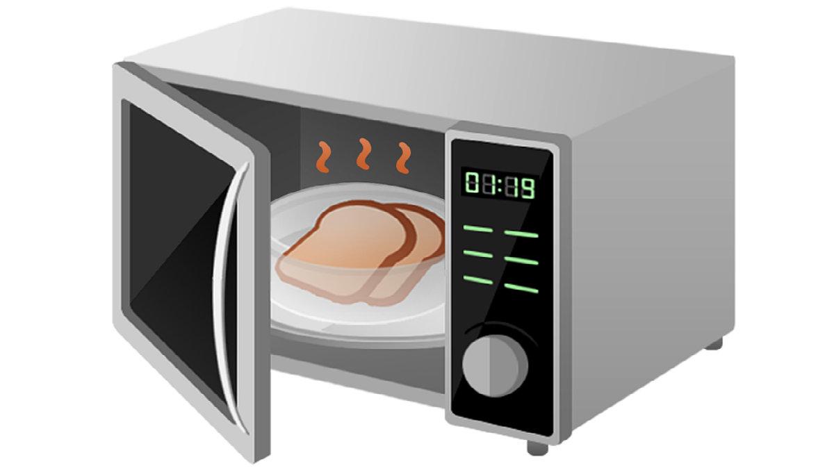¿Quién fue el inventor del microondas?