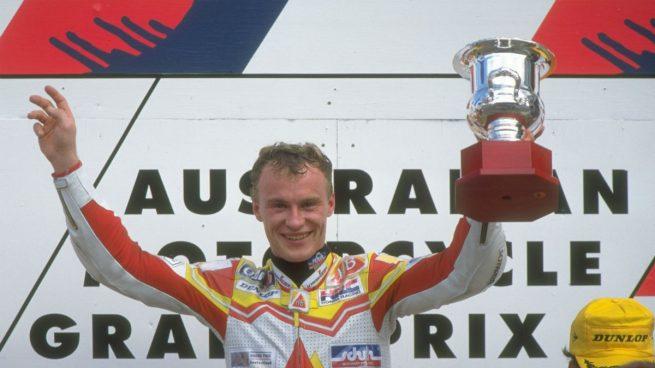 Fallece Ralf Waldmann, leyenda del motociclismo alemán