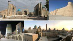 La belleza arquitectónica y la conservación de los monumentos predomina en Uzbekistán, la joya de Asia Central.
