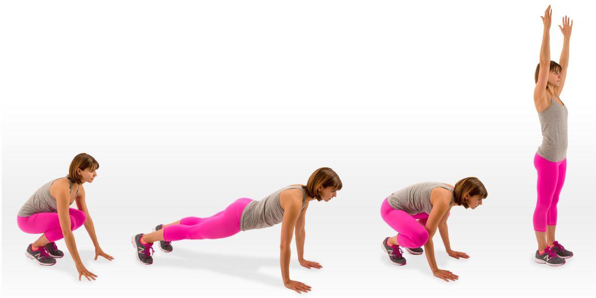 Los mejores ejercicios fitness para adelgazar