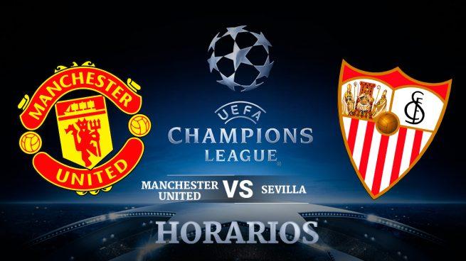 Manchester United Sevilla