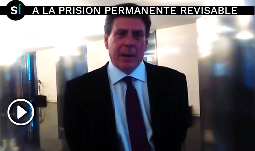 Juan Carlos Quer, padre de Diana Quer, menor asesinada.