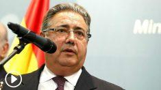 Juan Ignacio Zoido, ministro del Interior. (EFE)