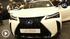 Presentación del nuevo Lexus UX