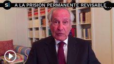 OKDIARIO entrevista a Don Miguel Bajo Fernández, abogado y Catedrático de Derecho Penal en la Universidad Autónoma de Madrid
