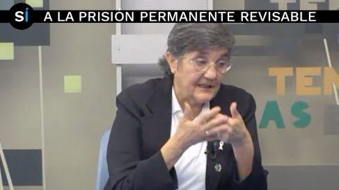 Blanca Estrella Ruiz, presidenta de la Asociación Clara Campoamor.