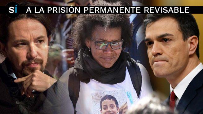 Un mínimo de 10 años de cárcel puede ahorrarse Ana Julia si se deroga la prisión permanente revisable