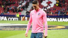 Torres se retira cabizbajo. (Foto: E. Falcón)