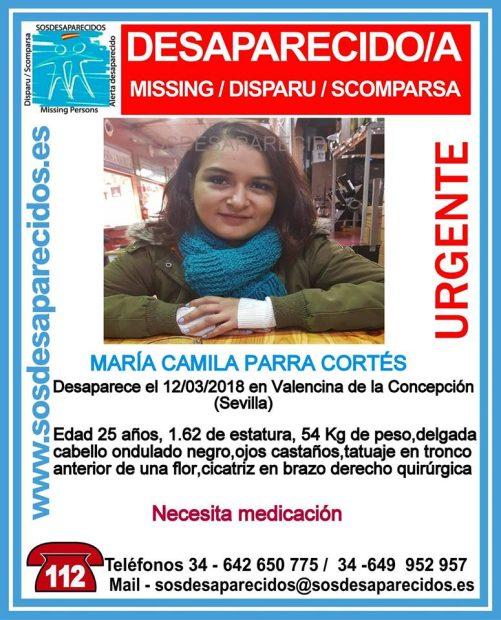 María Camila Parra Cortés