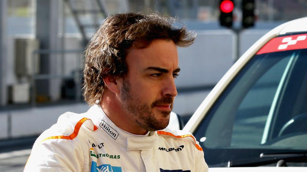 Fernando Alonso ha desvelado varios en interesantes aspectos de su vida privada en una reciente entrevista, en la que además asegura que la de Le Mans no es la carrera que más ilusión le hace ganar este año. (Getty)