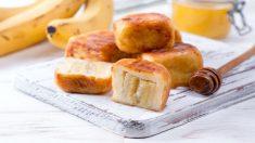 Receta de Buñuelos de banana fáciles de preparar