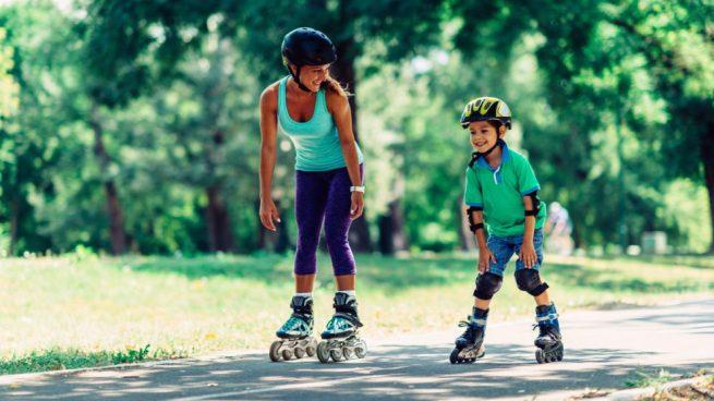 aprender a patinar