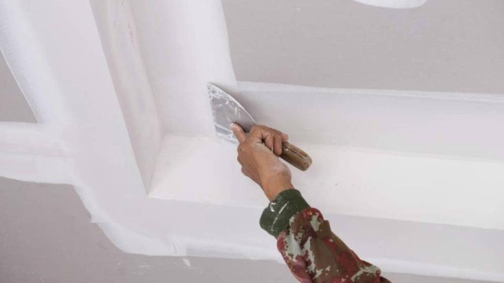 C mo poner falsos techos de pladur nosotros mismos paso a paso - Falsos techos de pladur ...