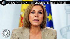 La ministra de Defensa, María Dolores de Cospedal. (EFE)