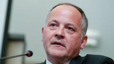El miembro del Comité Ejecutivo del BCE Benoit Couré.