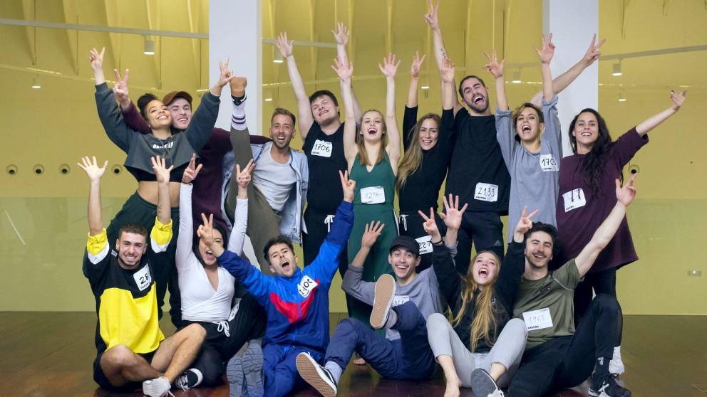 Concursantes de 'Fama: a bailar 2018'