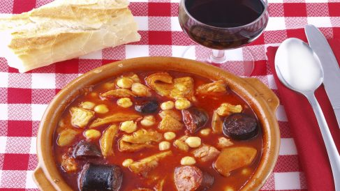 Fiestas de La Paloma 2020: receta de callos madrileño